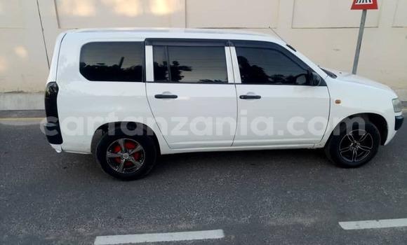Buy Used Toyota Probox White Car in Dar es Salaam in Dar es Salaam