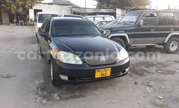 Buy Used Toyota Mark II Black Car in Dar es Salaam in Dar es Salaam