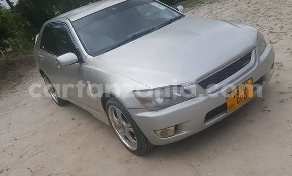 Buy Used Toyota Altezza Silver Car in Dar es Salaam in Dar es Salaam