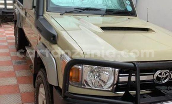Buy Used Toyota Land Cruiser Beige Car in Dar es Salaam in Dar es Salaam