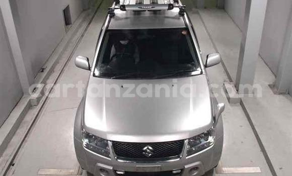 Buy Used Suzuki Escudo Silver Car in Dar es Salaam in Dar es Salaam