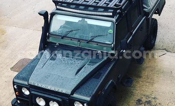 Buy Used Land Rover Defender Black Car in Arusha in Arusha