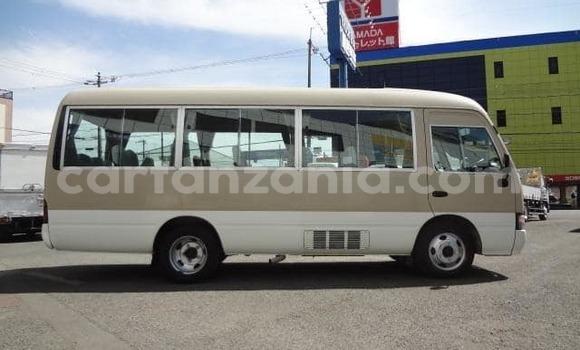 Buy Used Toyota Coaster Beige Car in Arusha in Arusha