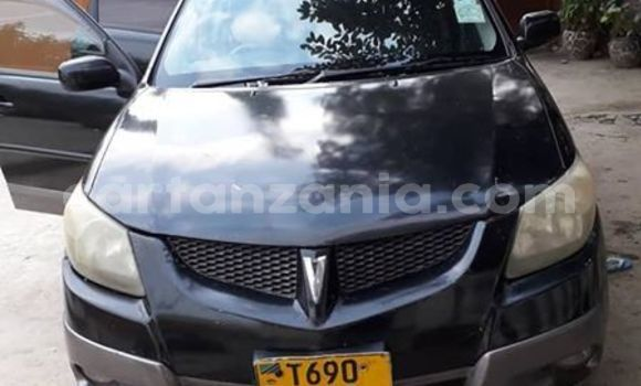 Buy Used Toyota Voltz Black Car in Dar es Salaam in Dar es Salaam