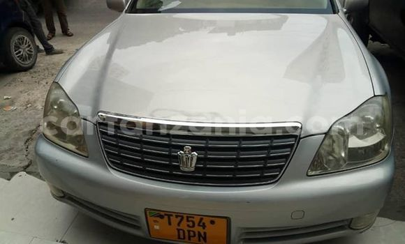 Buy Used Toyota Crown Silver Car in Dar es Salaam in Dar es Salaam