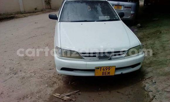 Buy Used Toyota Carina White Car in Dar es Salaam in Dar es Salaam