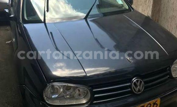 Buy Used Volkswagen Golf Black Car in Dar es Salaam in Dar es Salaam