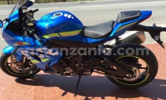 Buy New Suzuki Biplane Blue Bike in Buhigwe in Kigoma