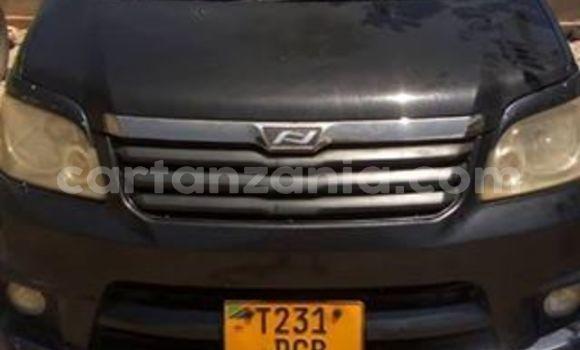 Buy Used Toyota Noah Black Car in Dar es Salaam in Dar es Salaam