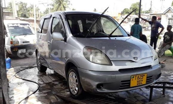 Buy Used Toyota FunCargo Silver Car in Dar es Salaam in Dar es Salaam