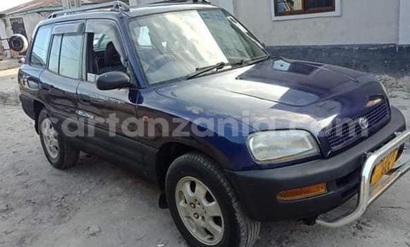 Buy Used Toyota RAV4 Blue Car in Dar es Salaam in Dar es Salaam