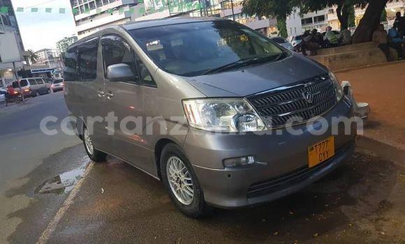 Buy Used Toyota Alphard Other Car in Dar es Salaam in Dar es Salaam