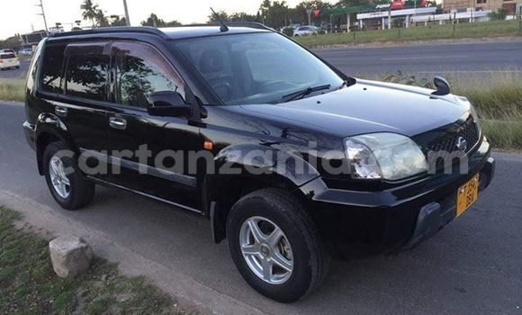 Buy Used Nissan X-Trail Black Car in Dar es Salaam in Dar es Salaam