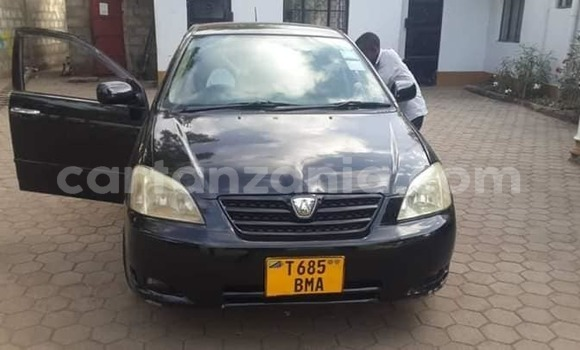 Buy Used Toyota Allex Black Car in Dar es Salaam in Dar es Salaam