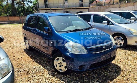 Buy Used Toyota Raum Blue Car in Dar es Salaam in Dar es Salaam