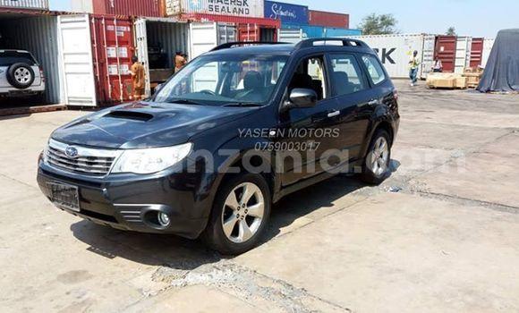 Buy Used Subaru Forester Black Car in Dar es Salaam in Dar es Salaam