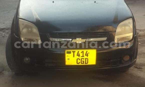 Buy Used Chevrolet Vivant Black Car in Dar es Salaam in Dar es Salaam