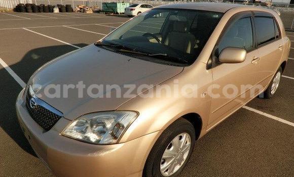 Buy Import Toyota Allex Other Car in Dar es Salaam in Dar es Salaam