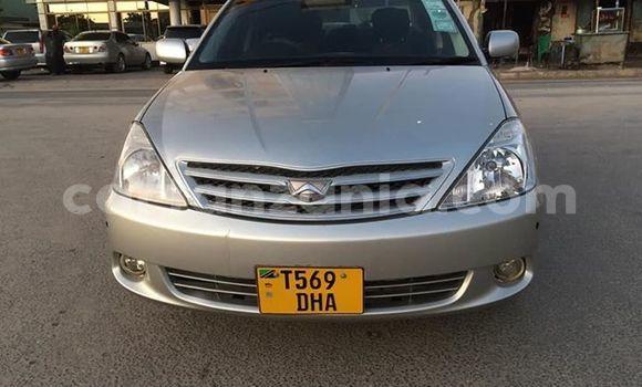 Buy Used Toyota Allion Silver Car in Dar es Salaam in Dar es Salaam