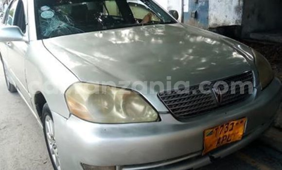 Buy Used Toyota Mark II Silver Car in Dar es Salaam in Dar es Salaam