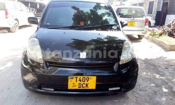 Buy Used Toyota Passo Black Car in Dar es Salaam in Dar es Salaam
