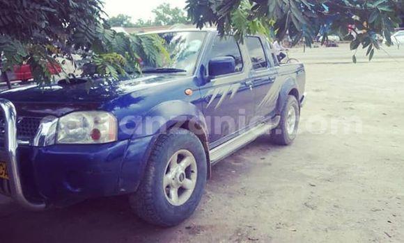 Buy Used Nissan Hardbody Blue Car in Dar es Salaam in Dar es Salaam