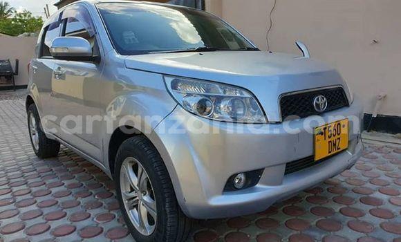 Buy Used Toyota Rush Silver Car in Dar es Salaam in Dar es Salaam