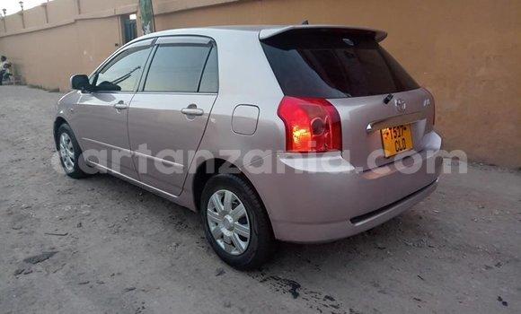 Buy Used Toyota Allex Other Car in Dar es Salaam in Dar es Salaam