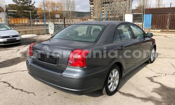 Buy Used Toyota Avensis Silver Car in Arusha in Arusha