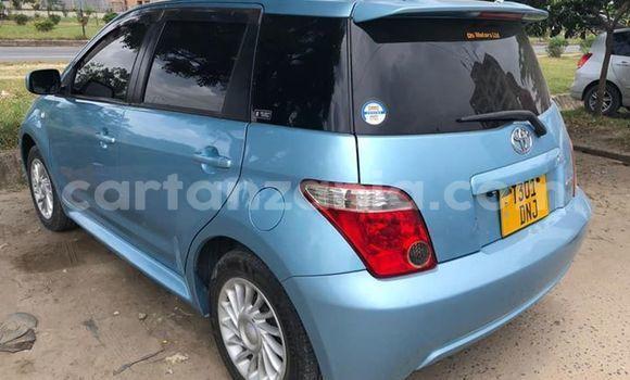 Buy Used Toyota IST Blue Car in Dar es Salaam in Dar es Salaam