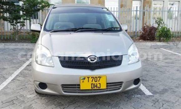 Buy Used Toyota Spacio Silver Car in Dar es Salaam in Dar es Salaam