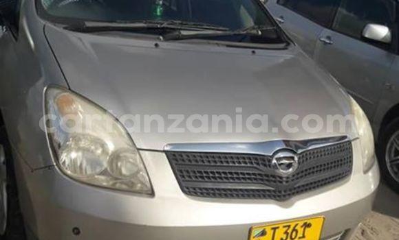 Buy Used Toyota Spacio Beige Car in Dar es Salaam in Dar es Salaam