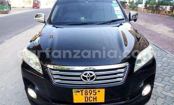 Buy Used Toyota Vanguard Black Car in Dar es Salaam in Dar es Salaam