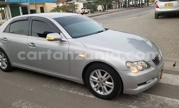 Buy Used Toyota Mark X Silver Car in Dar es Salaam in Dar es Salaam