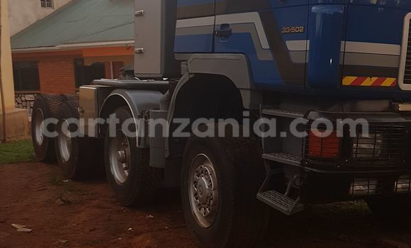 Buy Used Man Silent Blue Truck in Bukoba in Kagera
