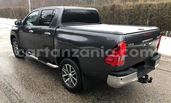 Buy Used Toyota Hilux Beige Car in Arusha in Arusha