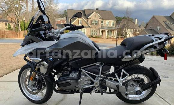 Buy Used BMW GS Silver Bike in Arusha in Arusha