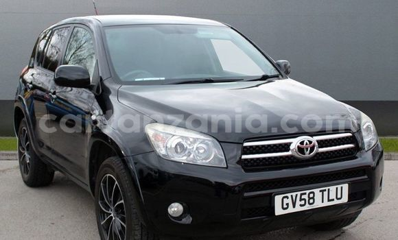 Buy Used Toyota RAV4 Black Car in Arusha in Arusha