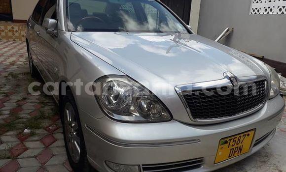 Buy Used Toyota Brevis Silver Car in Dar es Salaam in Dar es Salaam