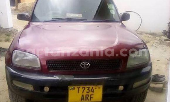 Buy Used Toyota RAV 4 Red Car in Dar es Salaam in Dar es Salaam