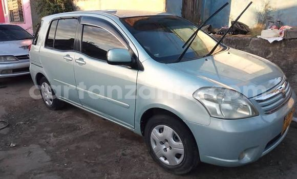 Buy Used Toyota Raum Blue Car in Dar es Salaam in Dar es Salaam