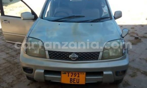 Buy Used Nissan X–Trail Silver Car in Dar es Salaam in Dar es Salaam