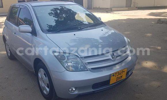 Buy Used Toyota IST Silver Car in Tanga in Tanga