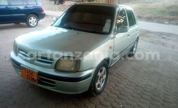 Buy Used Nissan March Silver Car in Dar es Salaam in Dar es Salaam