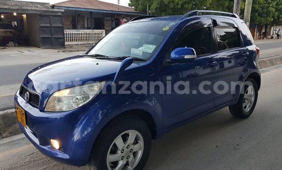 Buy Used Toyota Rush Blue Car in Dar es Salaam in Dar es Salaam