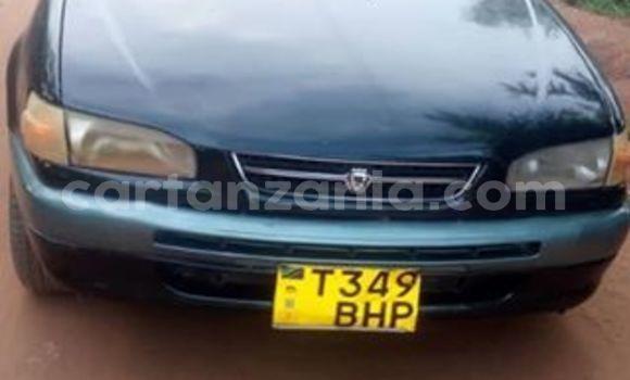 Buy Used Toyota Corolla Black Car in Dar es Salaam in Dar es Salaam