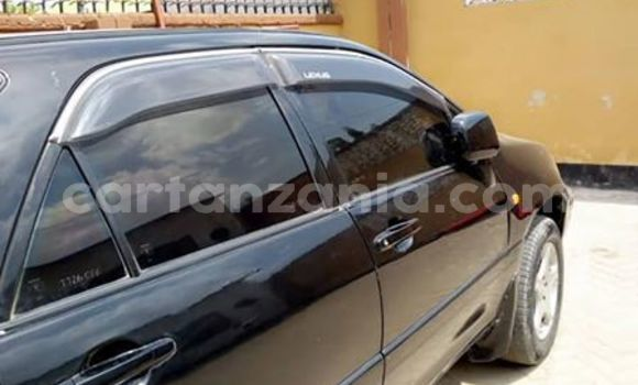 Buy Used Toyota Harrier Black Car in Dar es Salaam in Dar es Salaam