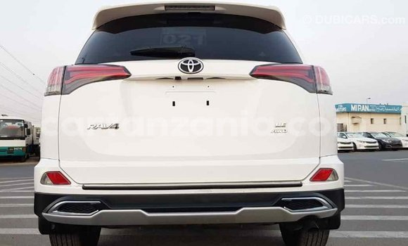 Buy Import Toyota RAV4 White Car in Import - Dubai in Arusha