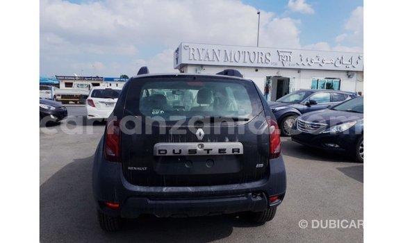 Buy Import Renault Duster Black Car in Import - Dubai in Arusha