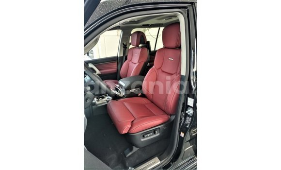 Buy Import Toyota Land Cruiser Black Car in Import - Dubai in Arusha